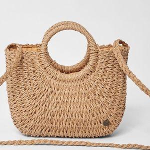 Billabong Woven Crossbody Bag